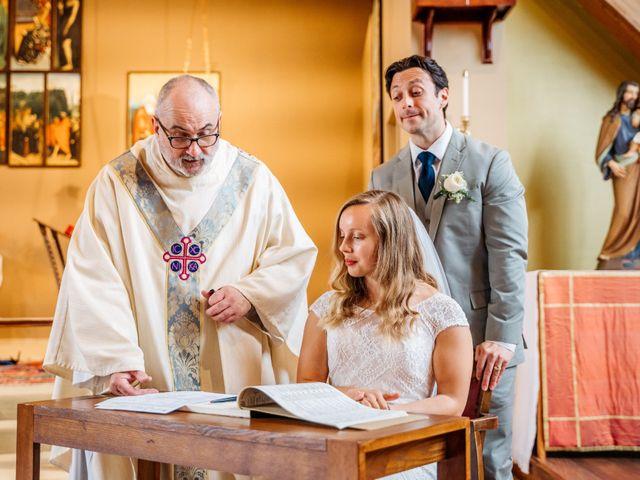 Justin and Kristina's wedding in Aldergrove, British Columbia 29