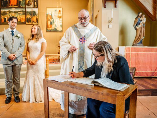 Justin and Kristina's wedding in Aldergrove, British Columbia 33