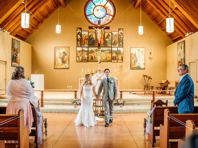 Justin and Kristina's wedding in Aldergrove, British Columbia 35