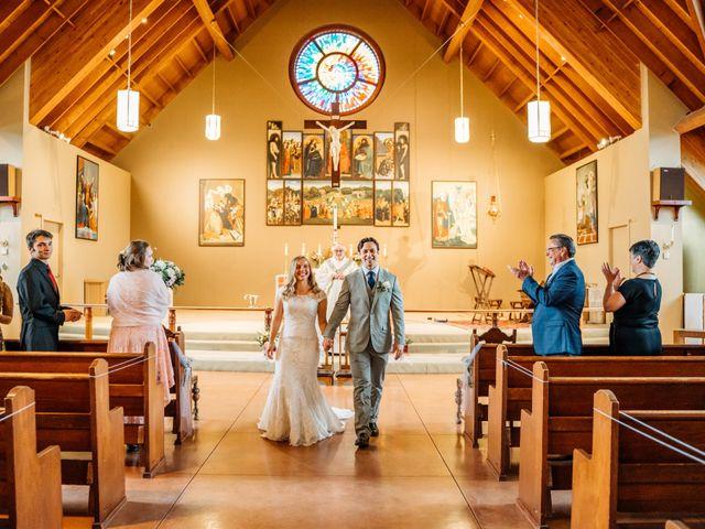 Justin and Kristina's wedding in Aldergrove, British Columbia 36