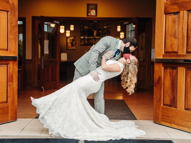 Justin and Kristina's wedding in Aldergrove, British Columbia 58