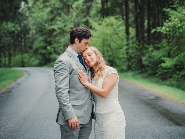 Justin and Kristina's wedding in Aldergrove, British Columbia 70