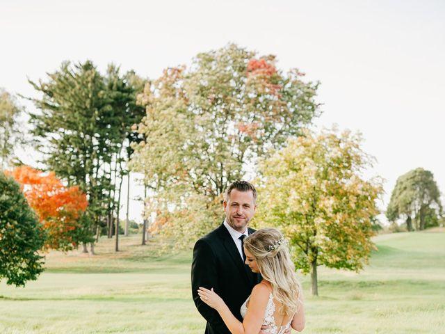 Ian and Sarah's wedding in Hamilton, Ontario 22