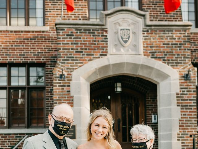 Ian and Sarah's wedding in Hamilton, Ontario 26