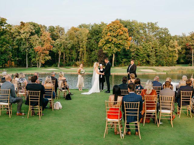 Ian and Sarah's wedding in Hamilton, Ontario 1