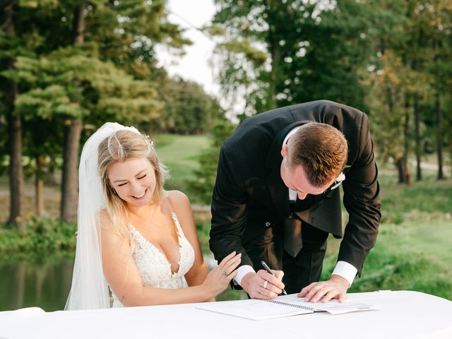 Ian and Sarah's wedding in Hamilton, Ontario 42