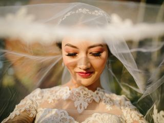 The wedding of Lola and Takhir 3