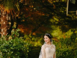 The wedding of Lola and Takhir