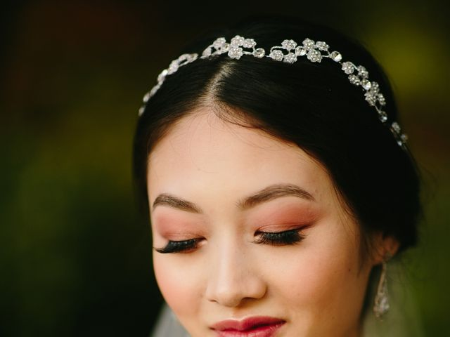 Takhir and Lola's wedding in Vancouver, British Columbia 1