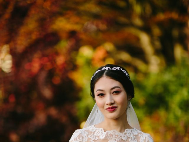 Takhir and Lola's wedding in Vancouver, British Columbia 8