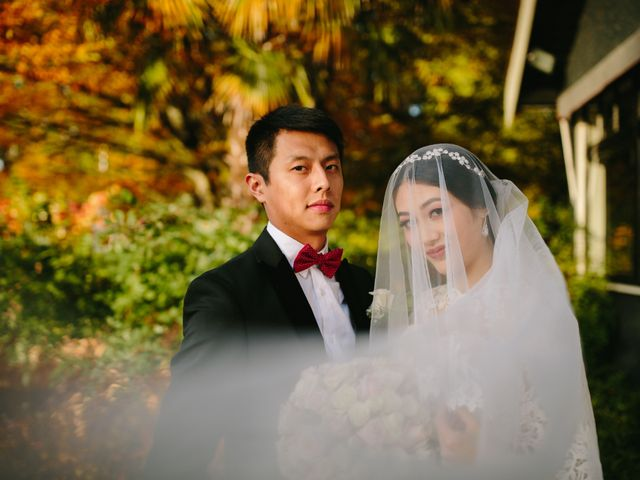 Takhir and Lola's wedding in Vancouver, British Columbia 9