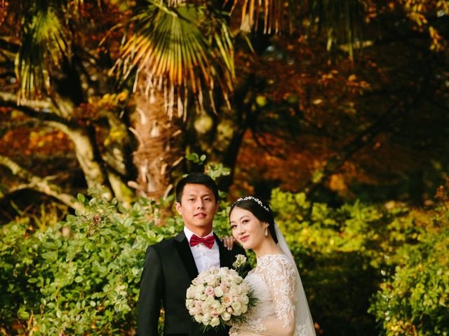 Takhir and Lola's wedding in Vancouver, British Columbia 10