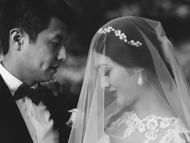 Takhir and Lola's wedding in Vancouver, British Columbia 12