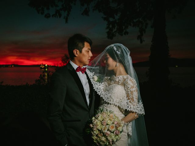 Takhir and Lola's wedding in Vancouver, British Columbia 2