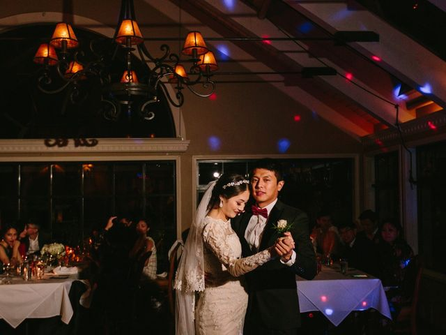 Takhir and Lola's wedding in Vancouver, British Columbia 16