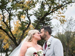 The wedding of Katherine and Chris 1