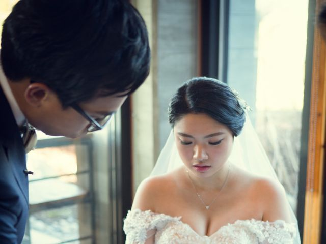 Garvin and Cathy's wedding in Burnaby, British Columbia 7