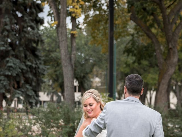 Chris and Katherine's wedding in Edmonton, Alberta 4