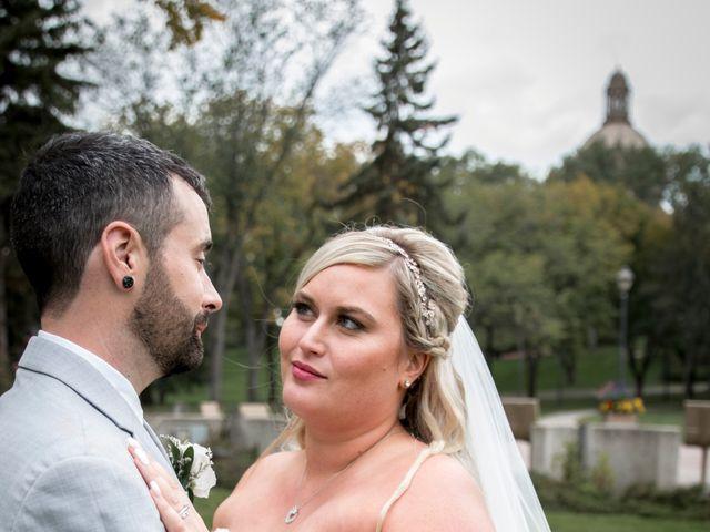 Chris and Katherine's wedding in Edmonton, Alberta 5
