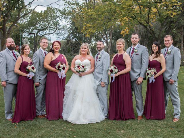 Chris and Katherine's wedding in Edmonton, Alberta 2