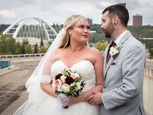 Chris and Katherine's wedding in Edmonton, Alberta 7
