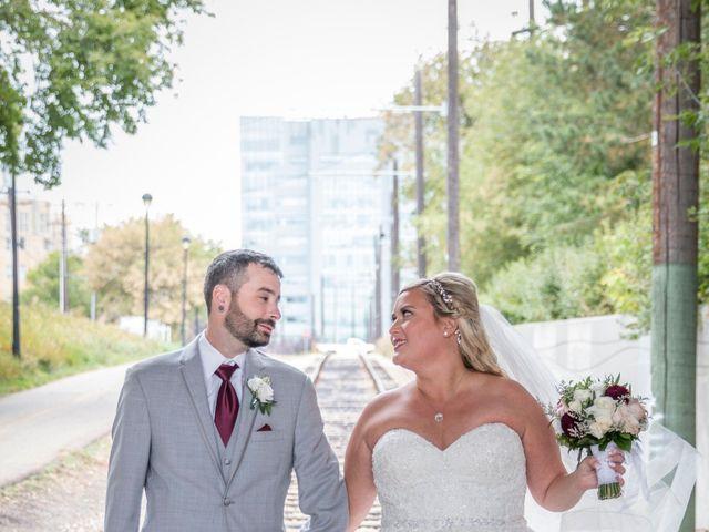 Chris and Katherine's wedding in Edmonton, Alberta 9