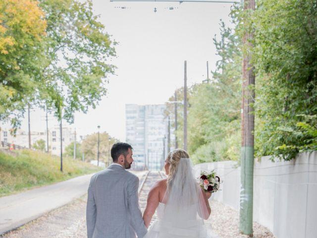 Chris and Katherine's wedding in Edmonton, Alberta 10