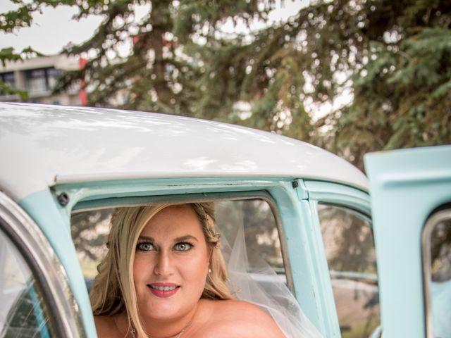 Chris and Katherine's wedding in Edmonton, Alberta 16