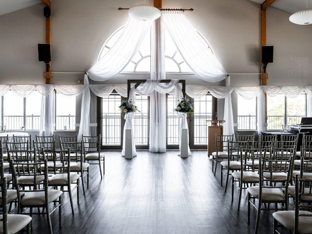 Kevin and Amanda's wedding in Hamilton, Ontario 5