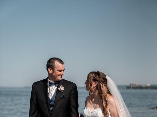 Kevin and Amanda's wedding in Hamilton, Ontario 13