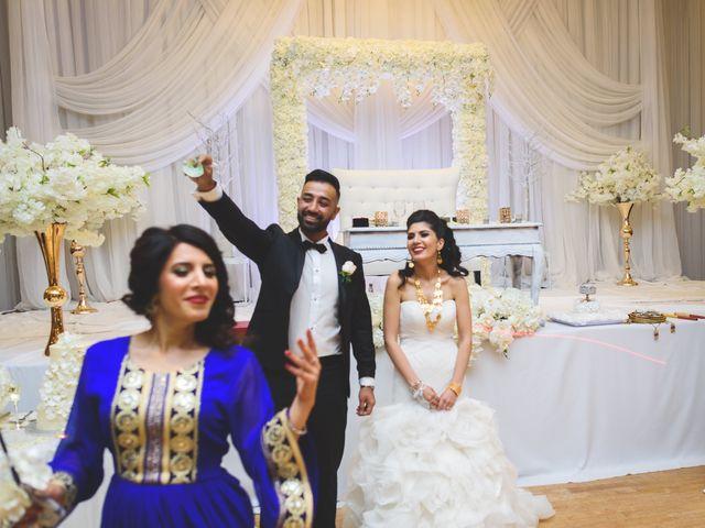 Maseeh and Yalda's wedding in Vaughan, Ontario 3
