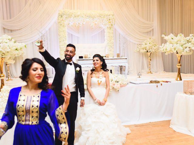 Maseeh and Yalda's wedding in Vaughan, Ontario 4