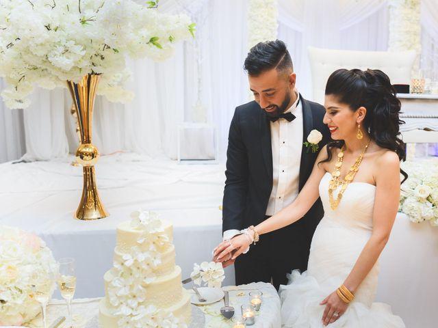 Maseeh and Yalda's wedding in Vaughan, Ontario 5