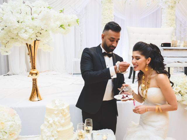Maseeh and Yalda's wedding in Vaughan, Ontario 8