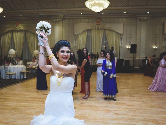 Maseeh and Yalda's wedding in Vaughan, Ontario 10