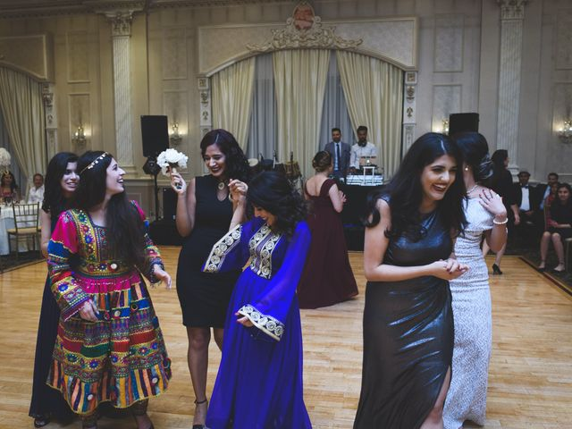 Maseeh and Yalda's wedding in Vaughan, Ontario 13