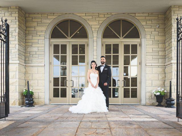 Maseeh and Yalda's wedding in Vaughan, Ontario 22
