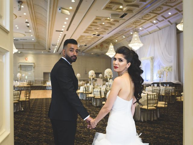 Maseeh and Yalda's wedding in Vaughan, Ontario 24