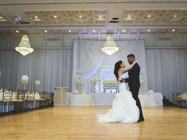 Maseeh and Yalda's wedding in Vaughan, Ontario 25