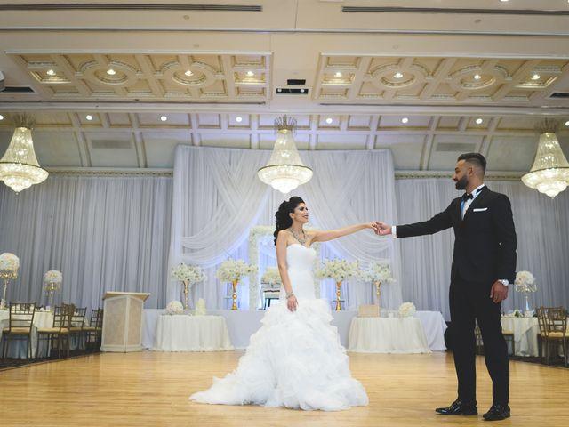 Maseeh and Yalda's wedding in Vaughan, Ontario 1