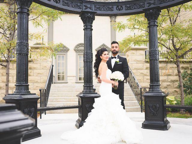 Maseeh and Yalda's wedding in Vaughan, Ontario 28