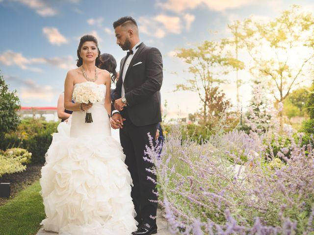 Maseeh and Yalda's wedding in Vaughan, Ontario 30