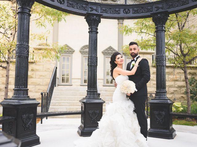 Maseeh and Yalda's wedding in Vaughan, Ontario 31
