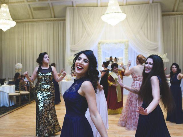 Maseeh and Yalda's wedding in Vaughan, Ontario 37