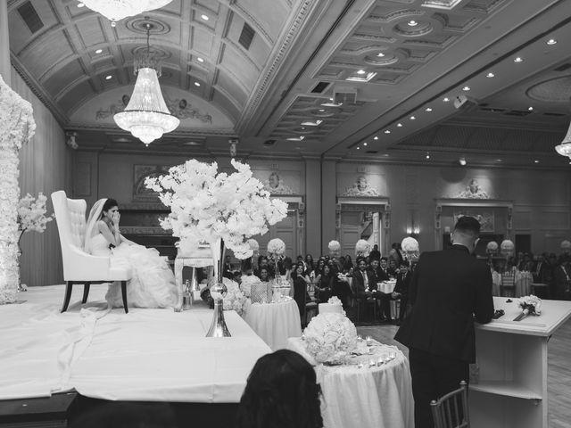 Maseeh and Yalda's wedding in Vaughan, Ontario 42