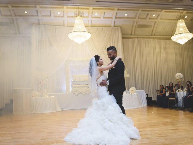 Maseeh and Yalda's wedding in Vaughan, Ontario 45