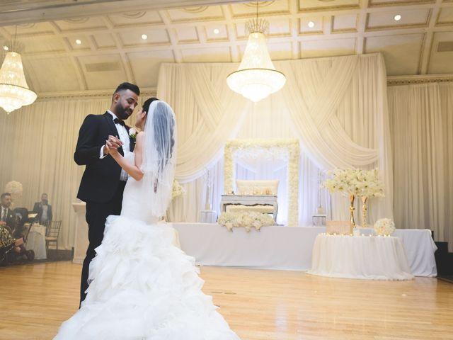 Maseeh and Yalda's wedding in Vaughan, Ontario 49