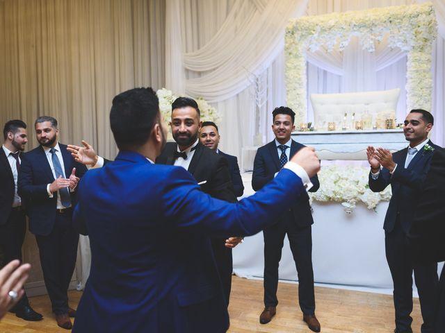 Maseeh and Yalda's wedding in Vaughan, Ontario 51