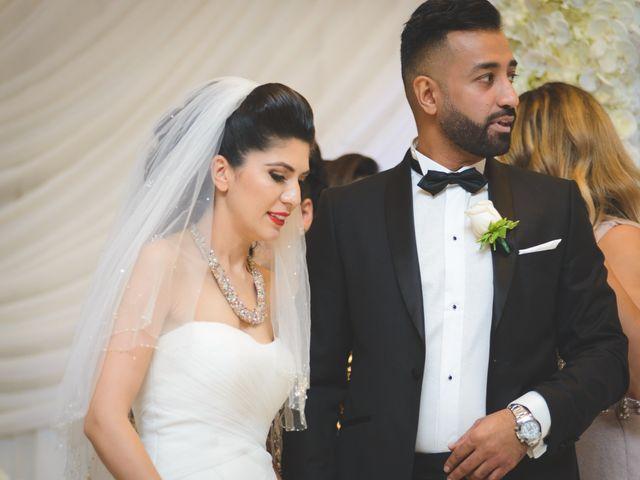 Maseeh and Yalda's wedding in Vaughan, Ontario 64