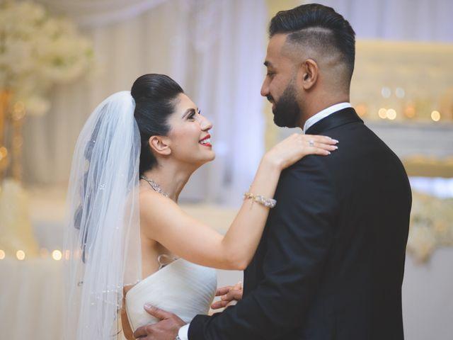 Maseeh and Yalda's wedding in Vaughan, Ontario 76